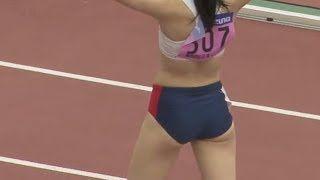 【動画】女子アスリートはお尻がキレイ!