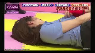 【動画】【女子禁制】でちゃってるよ… エロ異業種格闘技 RIZIRI