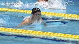【動画】水中&スロー映像 渡部香生子選手 女子100m平泳ぎ(2018日本選手権)
