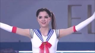 【動画】【フィギュアスケート】メドベージェワ美少女戦士セーラームーン 2017 最高のクオリティ
