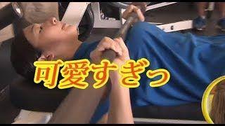 【動画】水泳の池江璃花子ちゃんが筋トレ姿もかわいいw