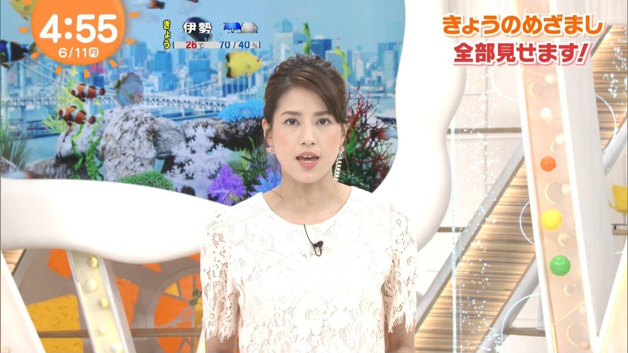 【めざまし】 女子アナ+α 2018/06/11(月) 【テレビ】