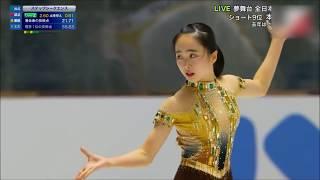 【動画】フィギュアスケート】2018全日本Jr FS 本田望結「アイーダ」【本田望結】