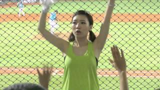 【動画】台湾プロ野球チアリーダー 統一UNIライオンズ