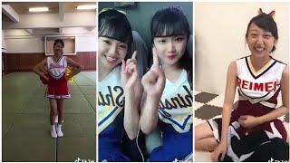 【動画】JKの可愛い可愛いチアガール