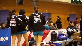 【動画】女子バレー 食い込みパンツ 太もも最高