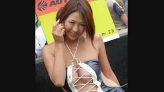 【画像】裸より何倍もエロ。完全着衣主義 レースクイーン・キャンギャル