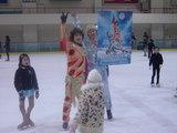 スケート場でぱしゃり@名古屋