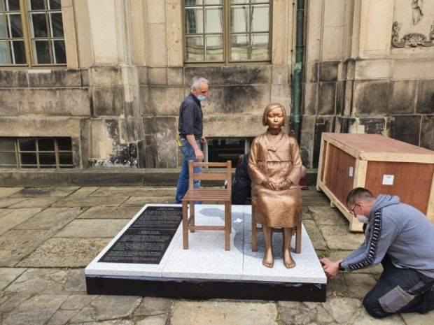 ドイツの国立博物館に少女像設置…ドイツ国内では4体目、欧州の国立博物館では初=韓国の反応