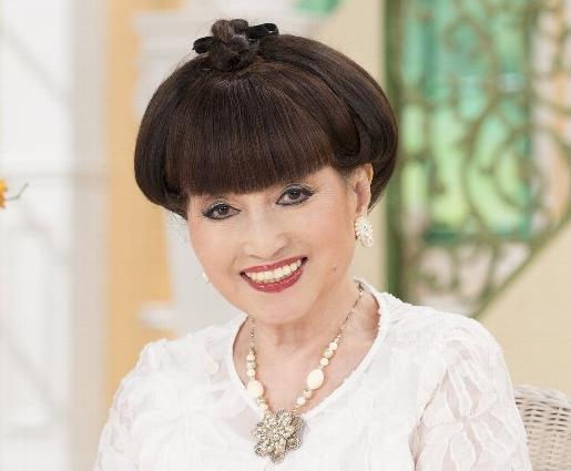 """【朗報】黒柳徹子(38歳)が""""ものすごい美人""""と話題に(※画像あり)"""