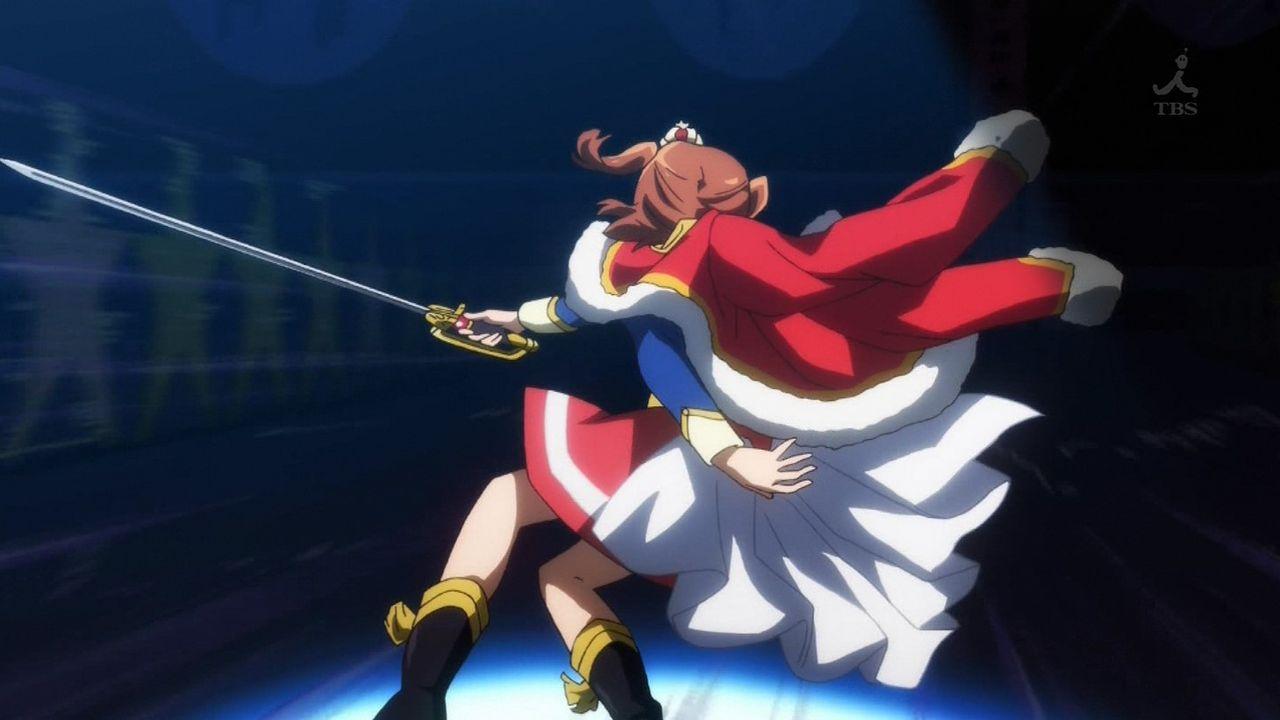 夏の新アニメ『少女☆歌劇 レヴュースタァライト』第1話感想・・・何なんだこのアニメは!? ウテナっぽいと思ってたらやっぱりウテナだった