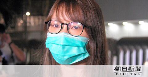 【香港】周庭さん 保釈 パスポート没収 日本語で応援に感謝「欅坂46の曲が頭の中に浮かんだ」「ありがとう」