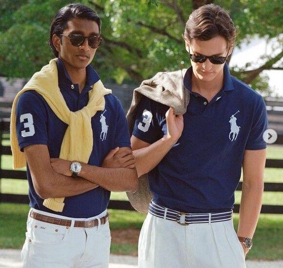 大きなブランドロゴのついた服を着用する男性は浮気しやすい傾向がある(アメリカ研究)