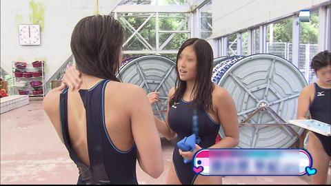 【フェチ対決】 今スグこのまま水着の姿でセックスできるとしたら ビキニ vs 競泳用水着 どっち?