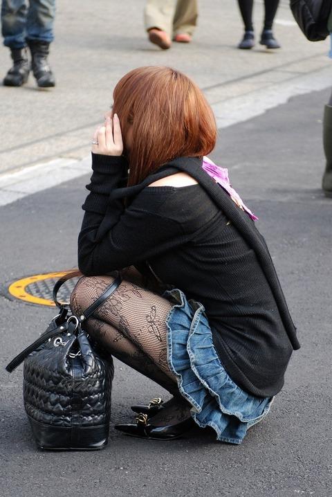 パンストやニーハイでは出せない網タイツのエロさってスゲェ~な!!