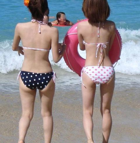 【フェチ対決】 水着で見るなら おっぱい vs おしり どっち? [Part2]