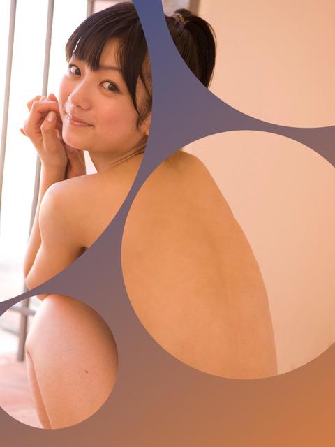 円を描くだけでなぜか裸に見える不思議な画像