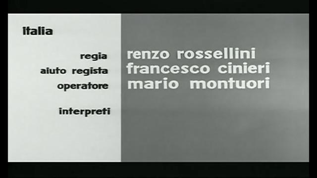 レンツォ・ロッセリーニ