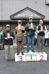 TOP3と当日賞