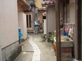 P8230229集落の小道