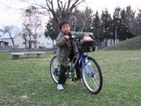 hika自転車