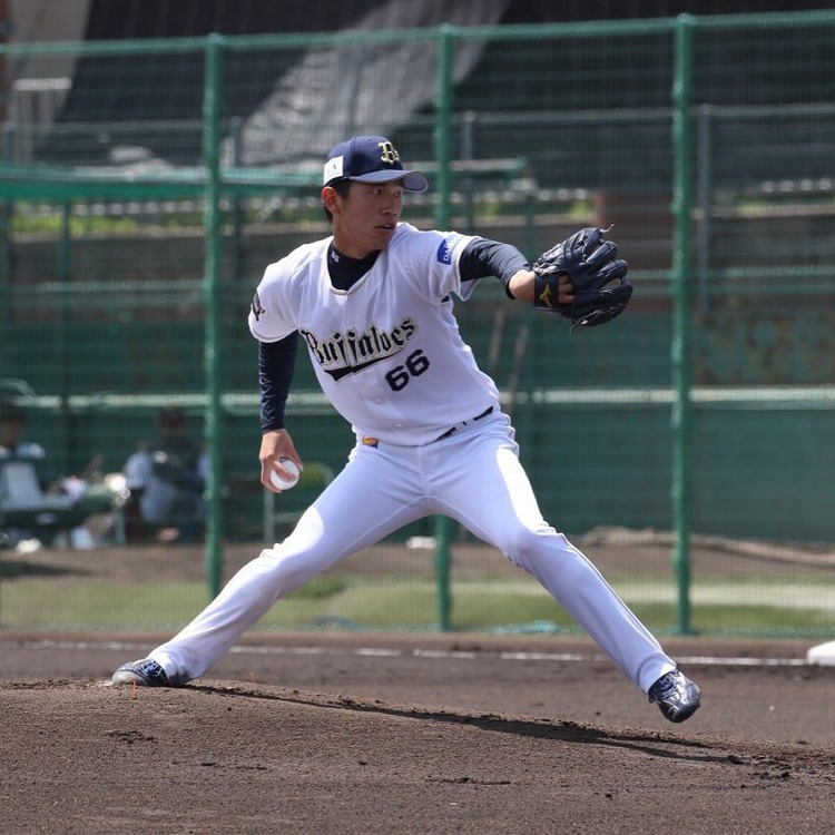 オリの吉田は正尚だけじゃない!現在台湾で開催中のウィンターリーグに出場中の吉田凌、なんと3安打完封を記録!