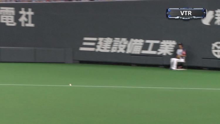【gifあり】オリックス、またまた誤審の被害を受ける!武田のライン際の際どい打球がファール判定…