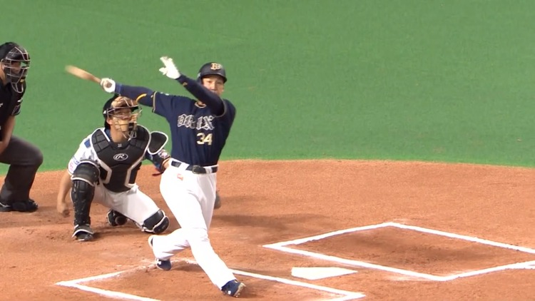 吉田正尚、13試合ぶりの4号ソロ「久しぶりにしっかりと自分のスイングができた」