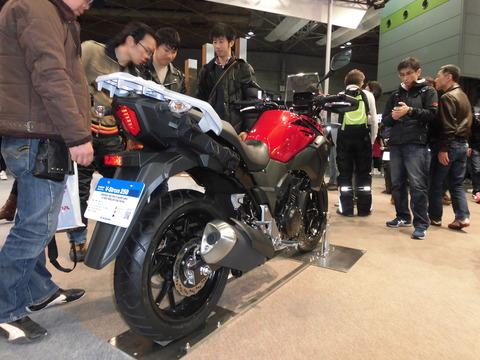 大阪モーターサイクルショー 069
