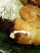 ササミクリームチーズ