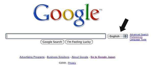 googlelanguagecodeselector