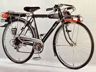 IT情報つめこみ速報|昔の自転車