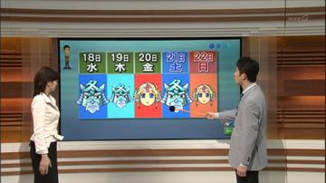 IT情報つめこみ速報|NHK天気
