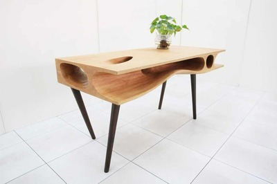 IT情報つめこみ速報|猫机4Modern-table-for-cats-3