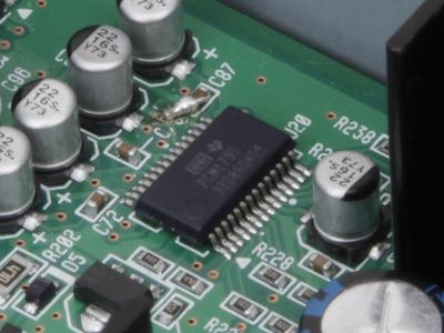 IT情報つめこみ速報 BurrBrown PCM1795
