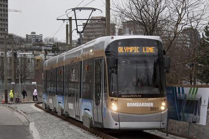 Olympic_Line_streetcar