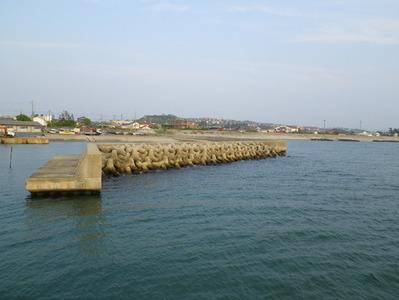 IT情報つめこみ速報|漁港 防波堤