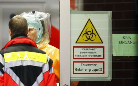EBOLA-GERMANY