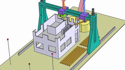 IT情報つめこみ速報|巨大3Dプリンター