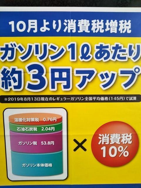 日本のガソリンの値段、もうめちゃくちゃ