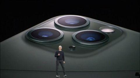 【Apple発表会】「iPhone 11 Pro」「iPhone 11 Pro Max」発表!ついにトリプルカメラに