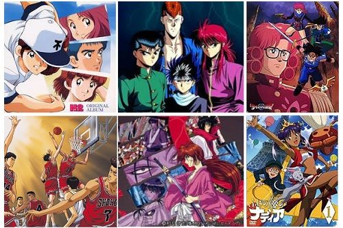 リメイクして欲しい90年代アニメランキング、3位『幽☆遊☆白書』、1位は?