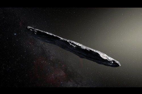 地球の近くを通過していった「葉巻型」天体、太陽系外の文明の探査機だった!?