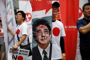 【悲報】「安倍晋三がいなければ、日本と韓国が平和に笑顔で暮らしている」←これ