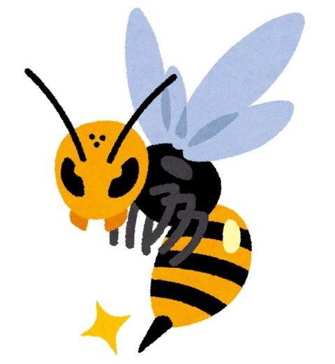 借家でスズメバチの巣を発見!駆除費用は誰が負担するの?