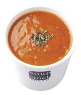 オマール海老と渡り蟹のスープ