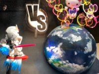 【ガンプラ】「ハローキティ/RX-78-2 ガンダム[SD EX-STANDARD]」参考出品!ほか【C3AFA TOKYO 2019】
