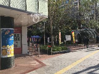 2018.11.21 西銀座チャンスセンター1番窓口