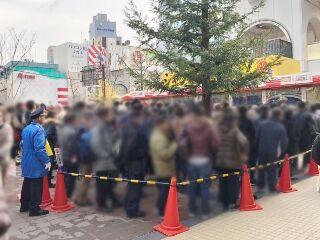 2019.12.21 大阪駅前第四ビル特設売場