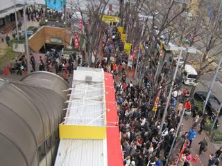 2015.12.22 大阪駅前第四ビル特設売場
